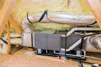 Jeremiah Cooling provides air duct repair and replacement